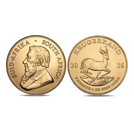 Krugerrand en or