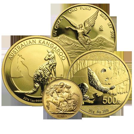 Autres pièces d'or