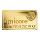 Lingot d'or de 31,1 grammes