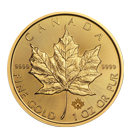 Maple Leaf en or