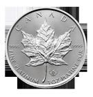 Des pièces de monnaie en platine