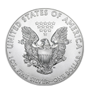 American Eagle d'argent d'1 once