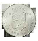 Florins néerlandais en argent