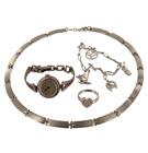 Des bijoux en argent